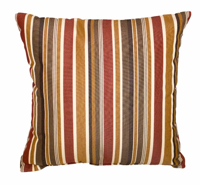 "Berlin Gardens 17""x17"" Throw Pillow (Fabric Group A)"