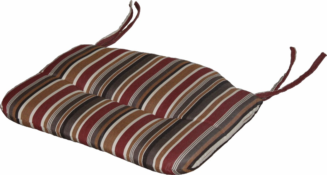 "Berlin Gardens 21"" Seat Cushion (Fabric Group A)"