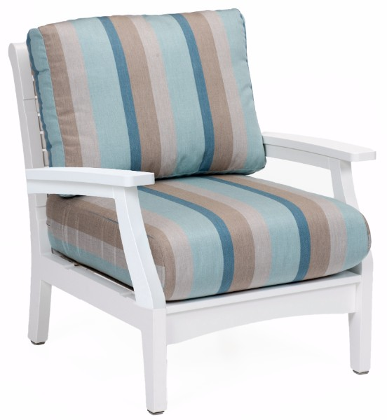 Classic Terrace Club Chair (Fabric Group B)