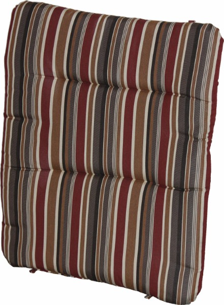 Berlin Gardens Casual-Back Chaise Lounge Back Cushion (Fabric Group A)