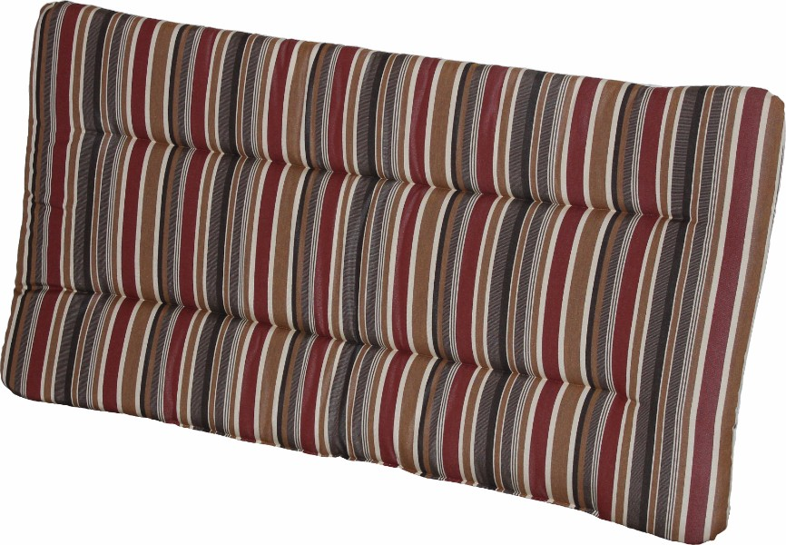 Berlin Gardens Double Casual-Back Back Cushion (Fabric Group A)