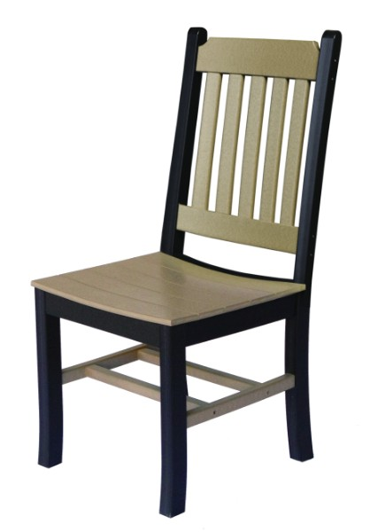 Berlin Gardens Garden Mission Dining Chair (Natural Finish)